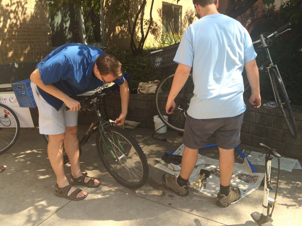 bike fixers