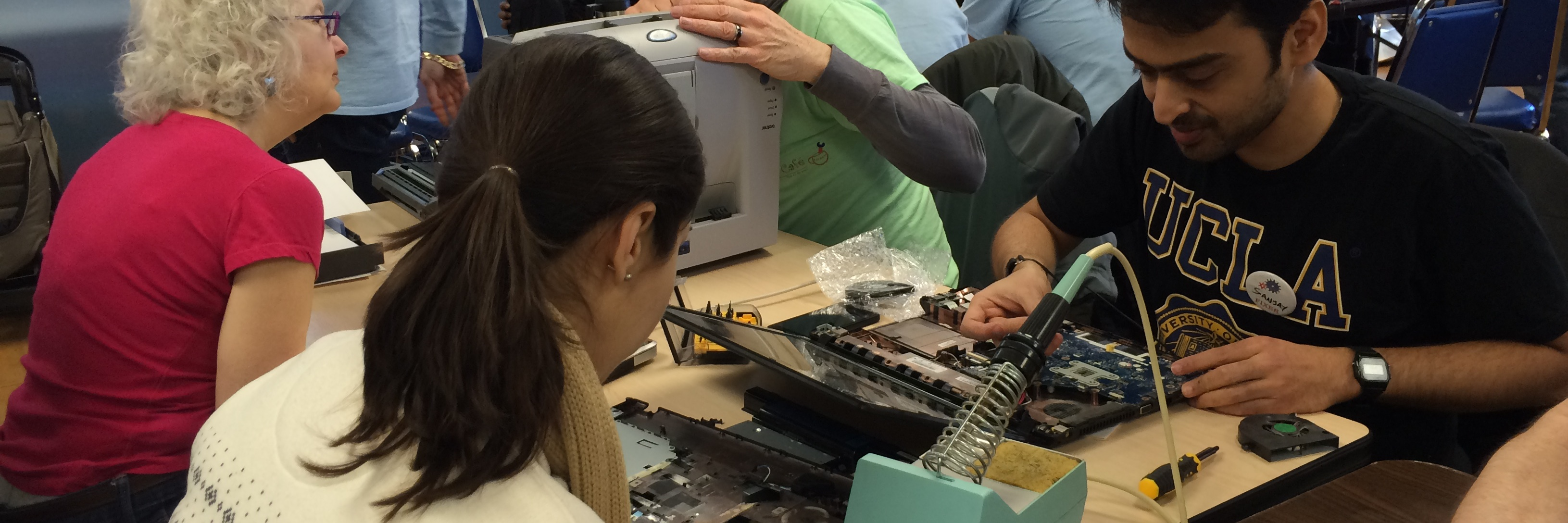 How can learn to repair appliances